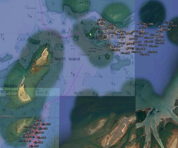 Mangrove Passage – Bathymetric Survey