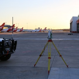 Airport Surveying Services